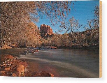 Sedona Arizona Wood Prints