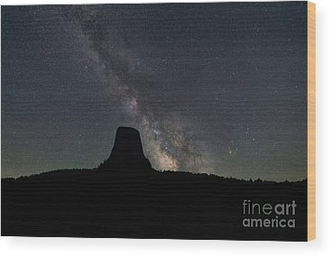 Close Encounters Wood Prints
