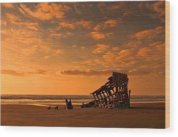 Peter Iredale Wood Prints