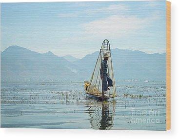 Lake Louise Wood Prints
