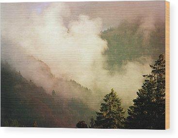 Susann Serfezi Wood Prints