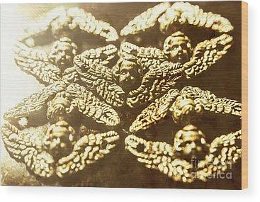 Spirit Guides Wood Prints