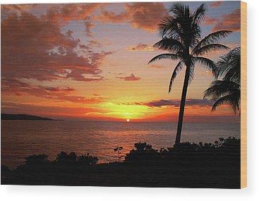 St. Lucia Wood Prints