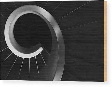 Fibonacci Wood Prints