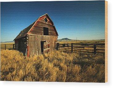 Farmstead Wood Prints