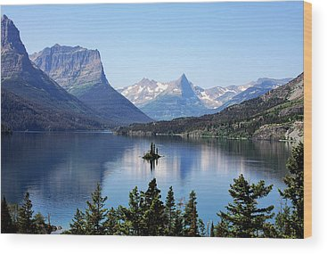 Wilderness Wood Prints