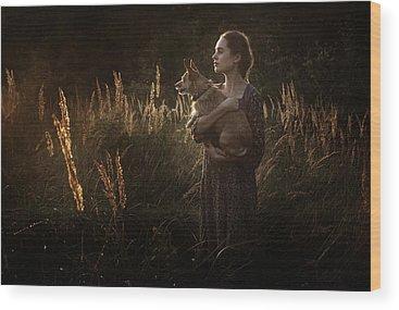 Melancholia Wood Prints
