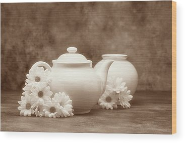 Teapot Wood Prints