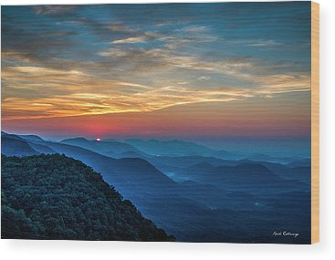 The Great Smoky Mountains Wood Prints