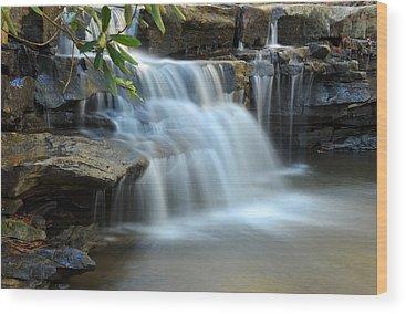 Swallow Falls State Park Wood Prints