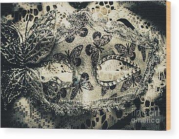 Festive Wood Prints