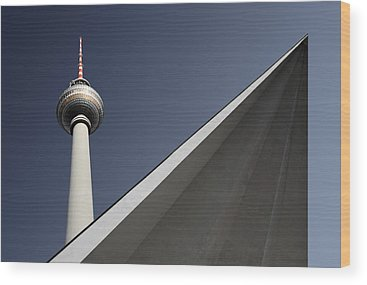Berlin Wood Prints