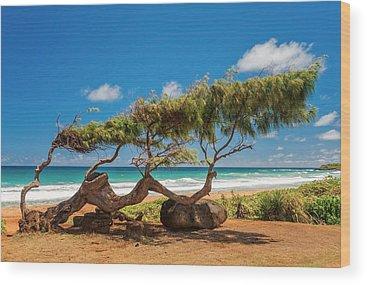 Australian Landscape Wood Prints