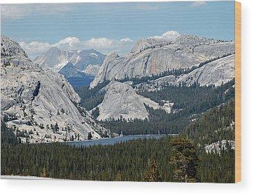 Landscapes Wood Prints