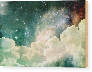 Stratosphere Wood Prints