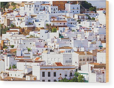 Spanish Wood Prints