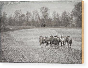 Amish Wood Prints