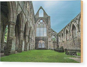 Welsh Church Photographs Wood Prints