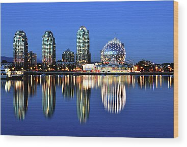 False Creek Wood Prints