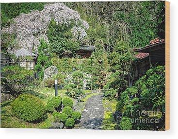 Kansai Region Wood Prints