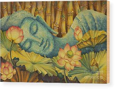 Bamboos Wood Prints