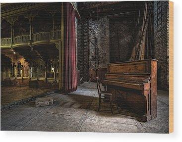 Decay Wood Prints