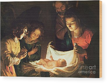 Designs Similar to Adoration Of The Baby