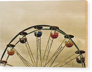 Circus Wood Prints