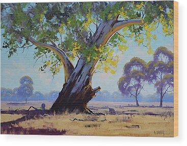 Eucalyptus Wood Prints
