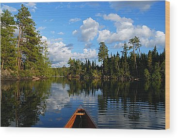 Paddle Wood Prints