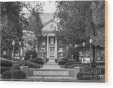 Roanoke Wood Prints
