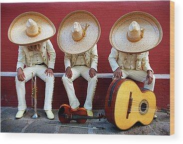 Guanajuato Wood Prints