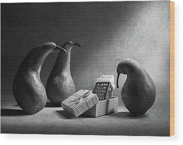 Presents Wood Prints