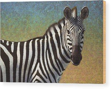Zebra Wood Prints