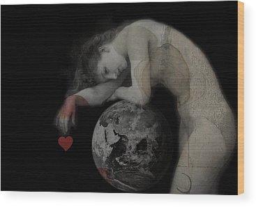 Compassion Wood Prints