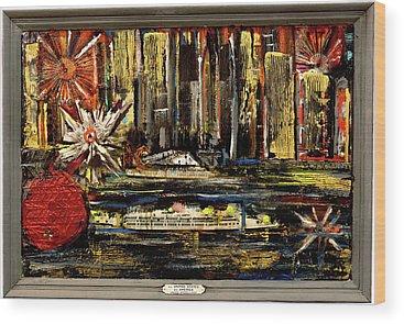 Joan Raspo Wood Prints