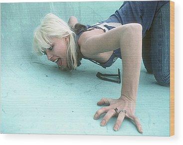 Spider Rock Photographs Wood Prints