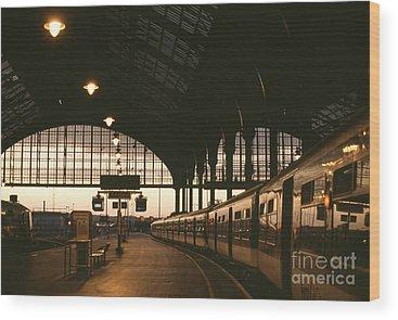 Brighton Photographs Wood Prints