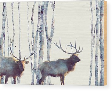 Christmas Wood Prints