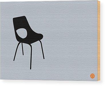 Eames Wood Prints