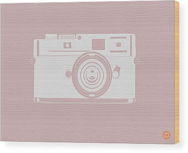 Camera Wood Prints