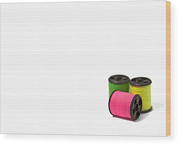 Threads Wood Prints