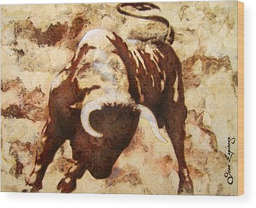 Torero Wood Prints