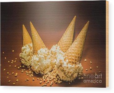 Cone Wood Prints