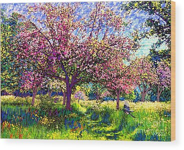 Cherries Wood Prints