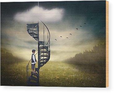 Stair Wood Prints