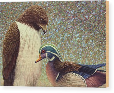 Hawk Wood Prints