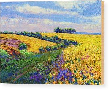 Minnesota Landscape Wood Prints