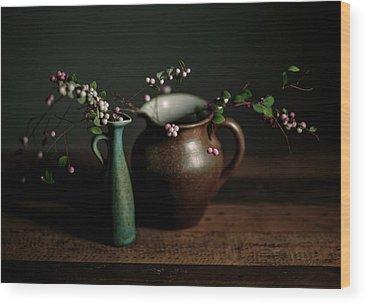 Stoneware Wood Prints
