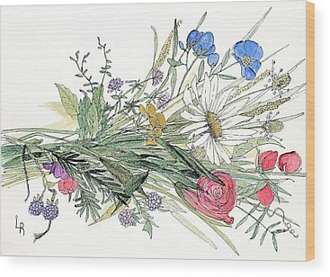 Laurie Rohner Wood Prints